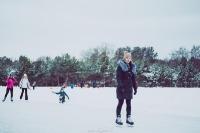 Ziema Ādažos 2015